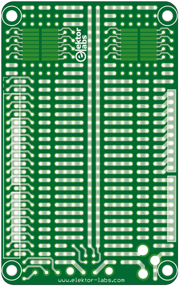 ELPB-NG: Prototyping Board Revisited