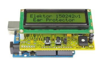 Arduino Sound-Level Protector