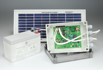 50-W Solar Cell Voltage Regulator