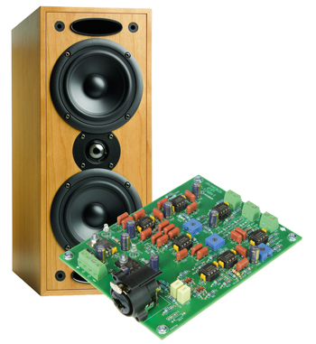 Active Crossover for Active Loudspeakers