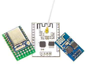 WLAN for Microcontrollers