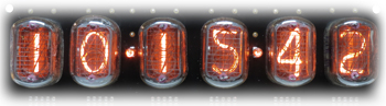 New Precise Nixie Clock