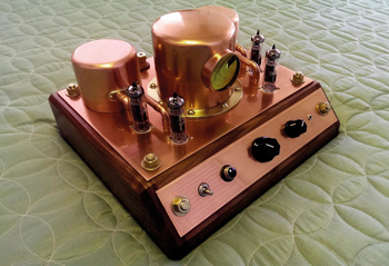 Steampunk Electronics