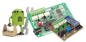 Bluetooth Controlled Relays