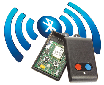 Bluetooth Low Energy Remote Control