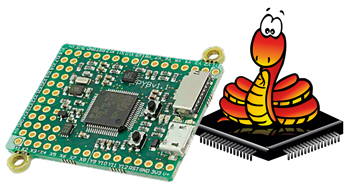 MicroPython and the pyboard