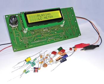 Simple LC Meter   Elektor Magazine