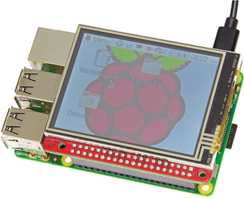 Connecting an LCD to an RPi