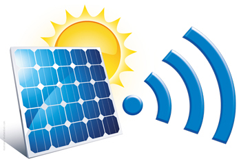 Solar Power for Wi-Fi Repeater