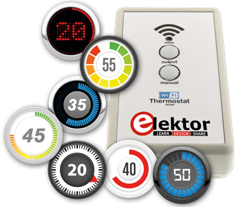 Timers for the Wi-Fi Desktop Thermostat | Elektor Magazine