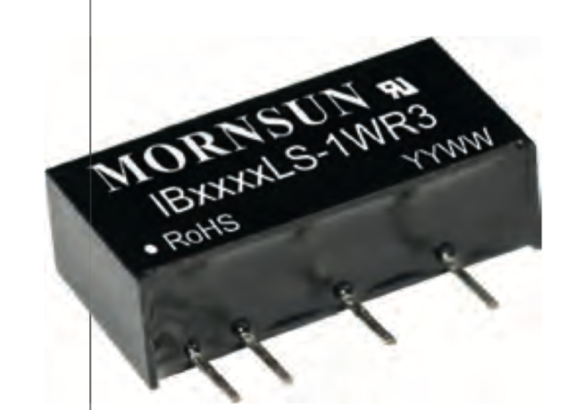 New generation of R3-DC/DC converter with fixed input voltage