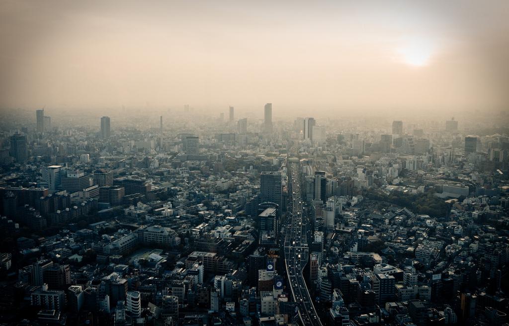 Smog-Eating Cities