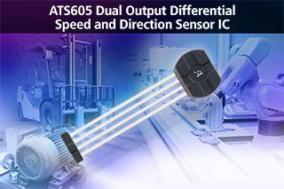 Single Chip Rotation Sensor