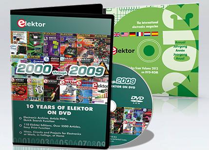 Compilação Anual Elektor em DVD – Compre Um e o Outro Fica a Metade do Preço!