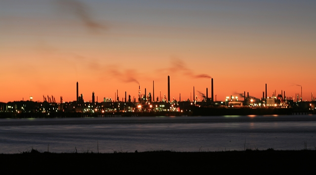 The Rollercoaster Ride and Risky Undercurrents of European Refineries