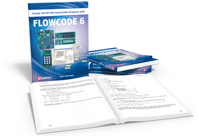 New Flowcode 6 Book: Pre-Order with 20% Discount