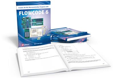 Novo Livro sobre Flowcode 6: Em Pré-encomenda com 20% de Desconto