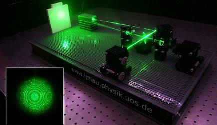 EHSM: Teaching Kids Photonics with Lego Bricks