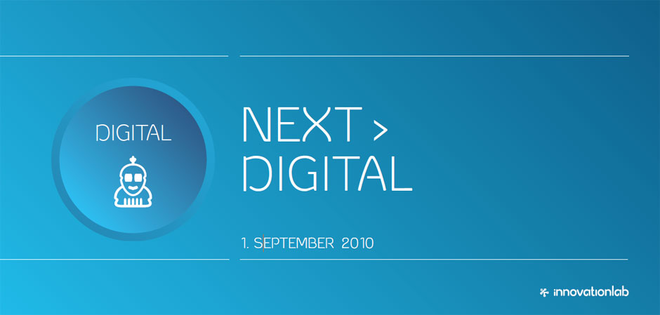 NEXT Day 3: Digital