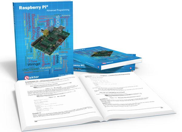Elektor Presents New Raspberry Pi Book