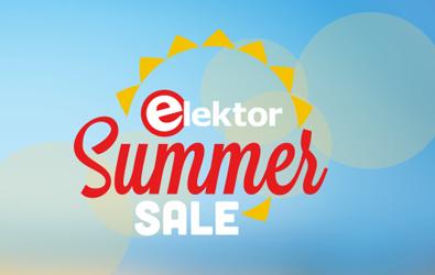 As Oportunidades de Verão da Elektor Estão de Regresso!