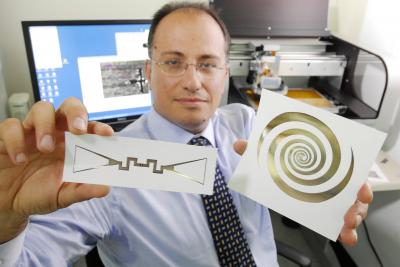 Tapping Energy From Radio Waves