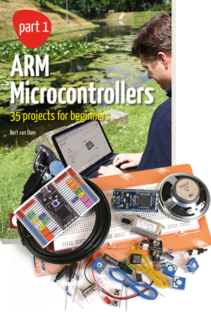 Special offer on ARM microcontroller package