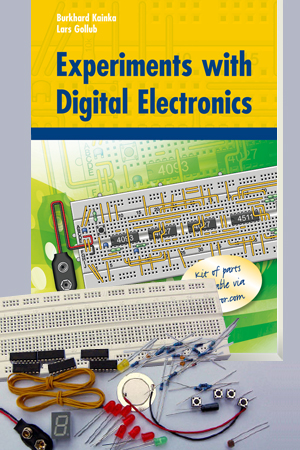 Digital Electronics book + Starter Kit = special low price