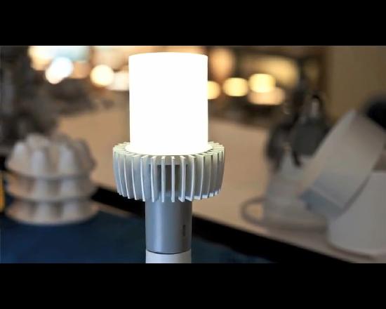 Concept 21st Century LED Lamp