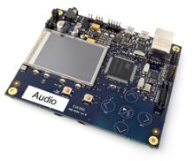Atmel launches digital audio development system