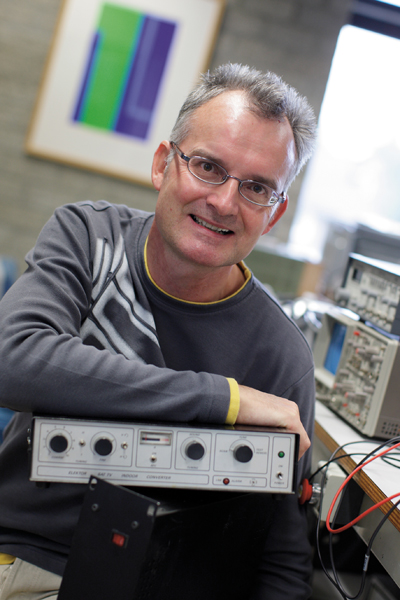 Personal message from Jan Buiting, Elektor Editor since 1985