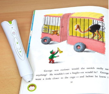 Pen to outsource parents for bedtime storytelling?