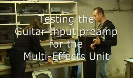 Elektor's Digital Multi-effects Unit rocks on YouTube