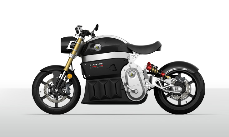 Electric Super Bike has 190 mile range