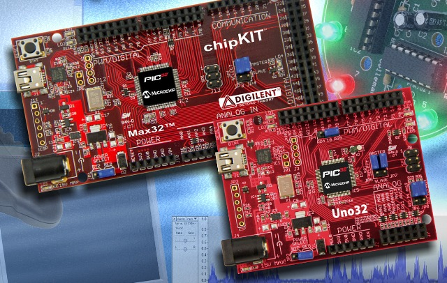 Microchip launches first 32-bit Arduino compatible development platform