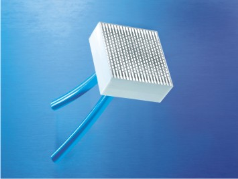 Scalable ceramic heat sink handles up to 100 W/cm 2