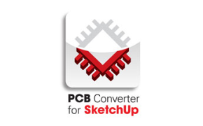 Converter for Google SketchUp gives PCB designers 3D eCAD functionality