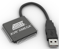 Atmel AVR XMEGA Series with USB and High-precision Analog