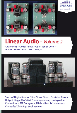 Linear Audio Volume 2 published