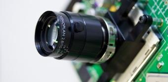 Hyperfast hyperspectral camera