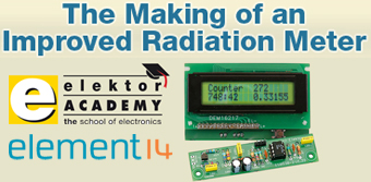 "Coming soon: ""The making of the Improved Radiation Meter"" webinar"