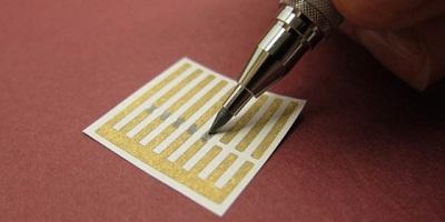 Draw Sensors with Carbon Nanotubes