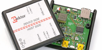 Hardware Tip from Elektor: USB Isolator
