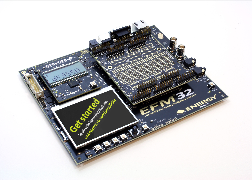 Development Kit for Gecko Cortex-M3 MCUs