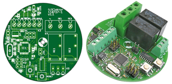 RS-485 Relay Board for ElektorBus in Stock Now