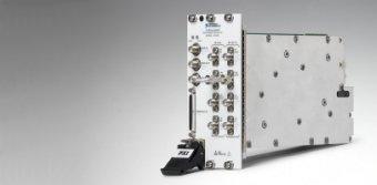 World's First RF Vector Signal Transceiver