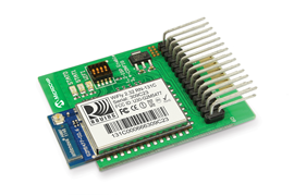 Wi-Fi Modules for PIC Microcontrollers