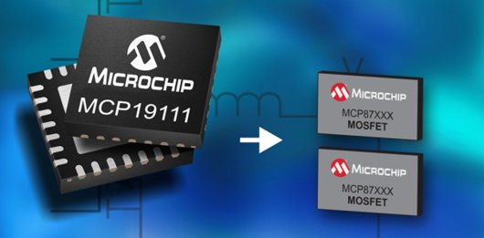 Power Controller Integrates Analog PWM and Digital MCU