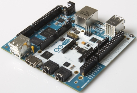 The Arduino Tre, Courtesy of Texas Instruments