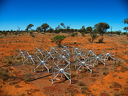 Widefield Array Spots Space Scrap
